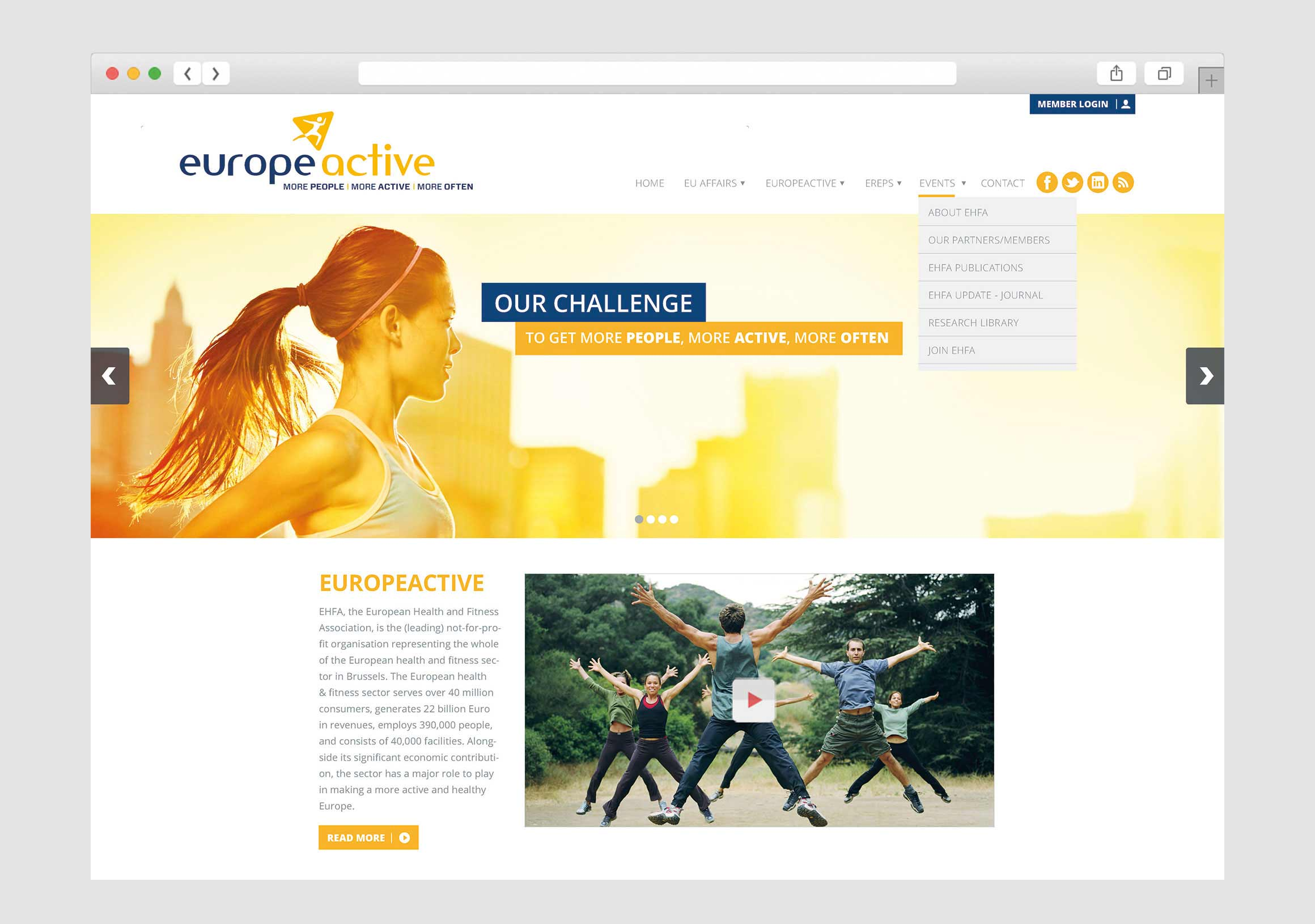 Europe-active-website