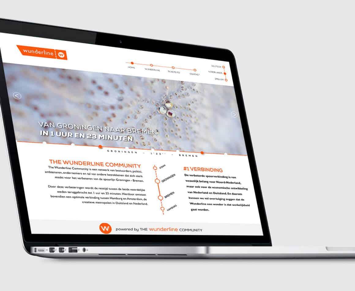 Wunderline Website
