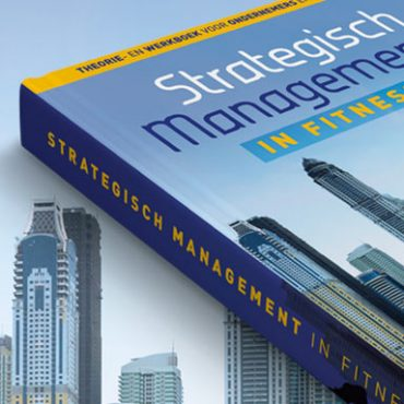 Grafisch ontwerp boek strategisch management in fitnessclubs fitbrand fitbrandagency branding design fotografie webdesign