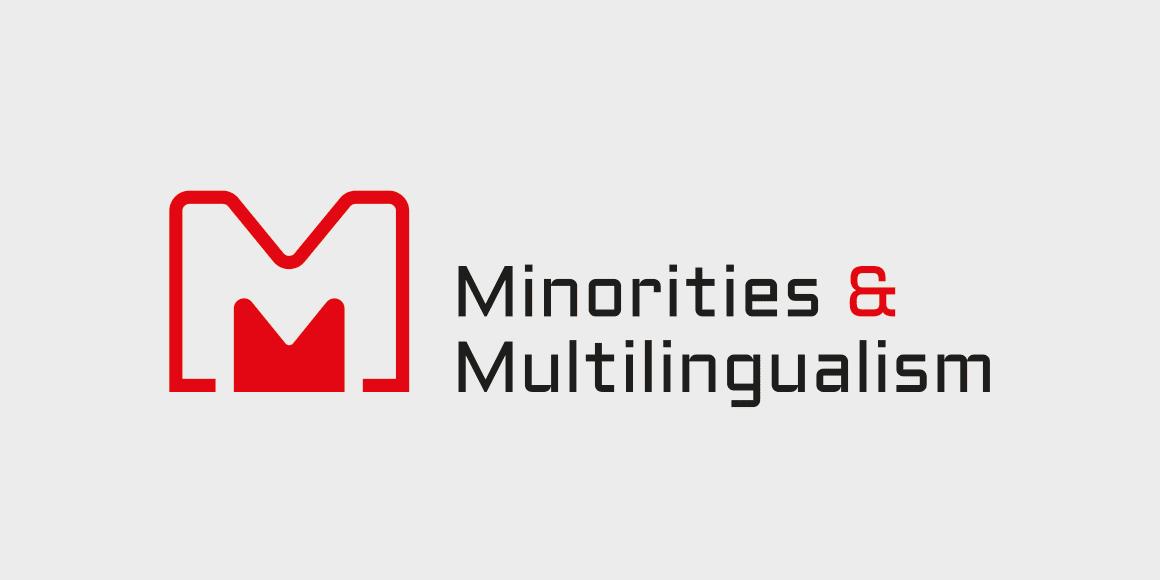 Logo Minorities and Multiculturalism