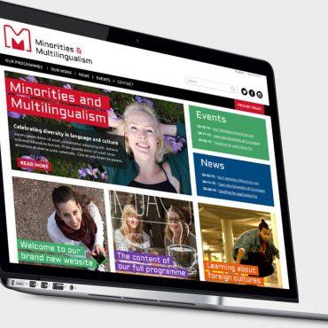 website minorities multilingualism rug fitbrand fitbrandagency branding design fotografie webdesign