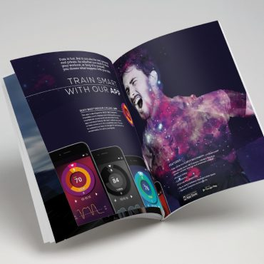 Body Bike smart brochure fitbrand agency groningen