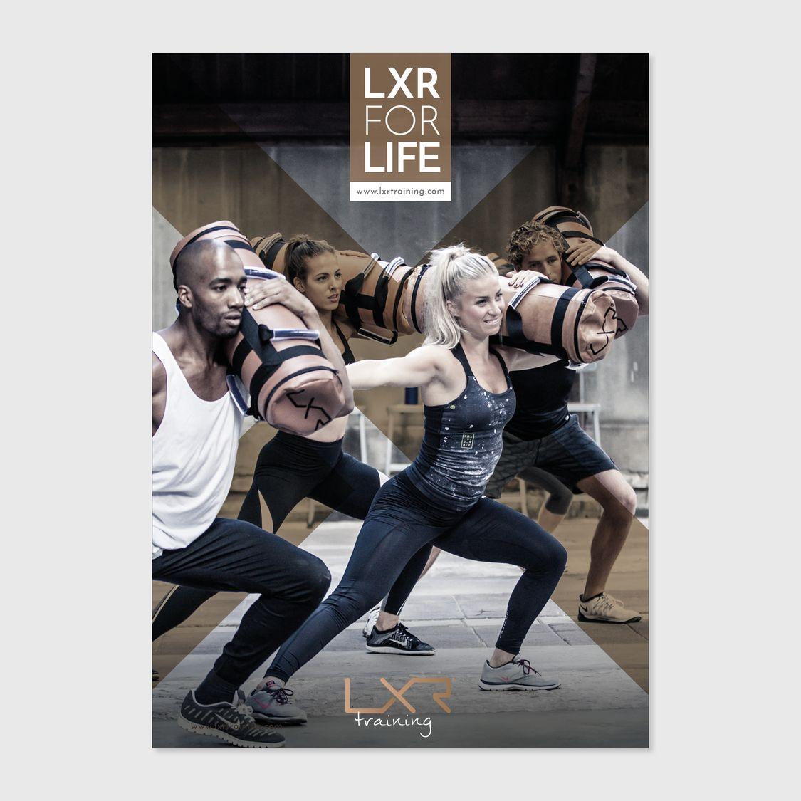 lxr training poster