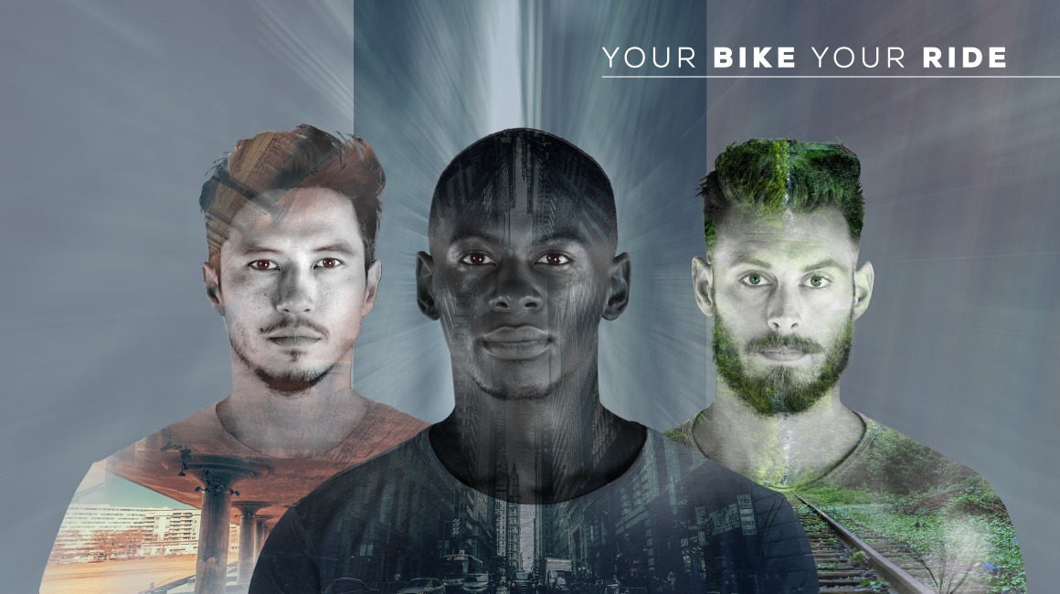 body bike your bike your ride visual