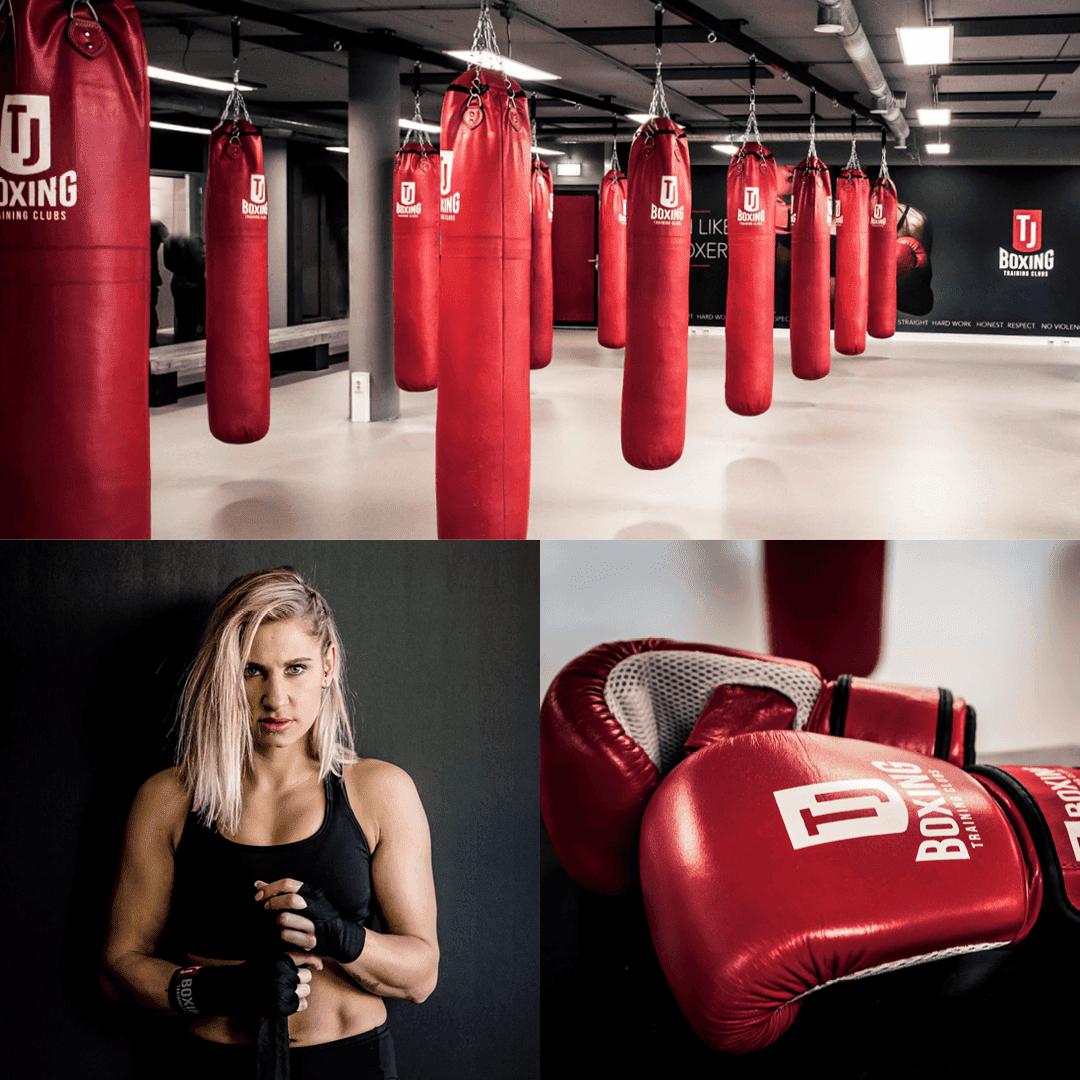 TJ Boxing fotografie