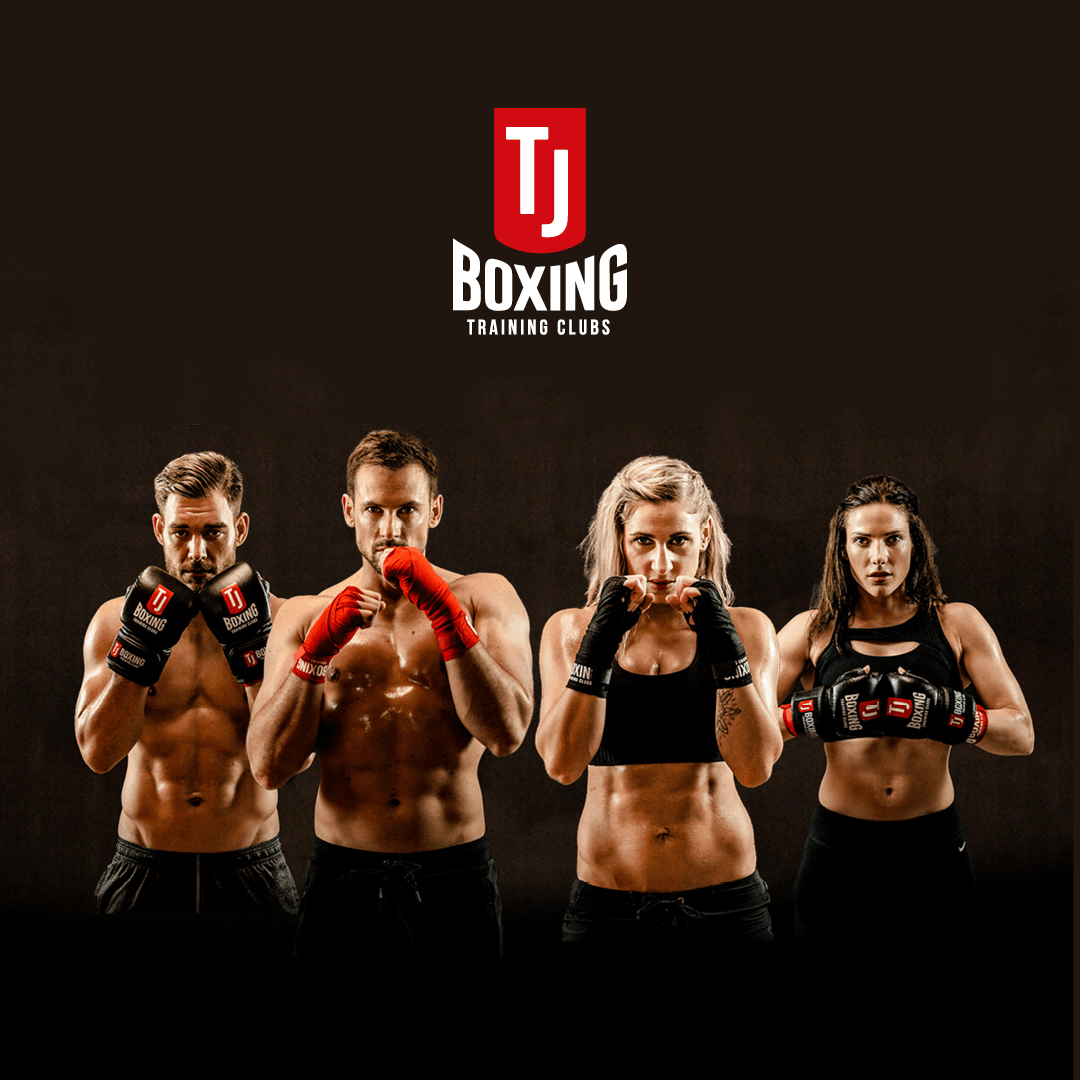 TJ Boxing fotografie boxers