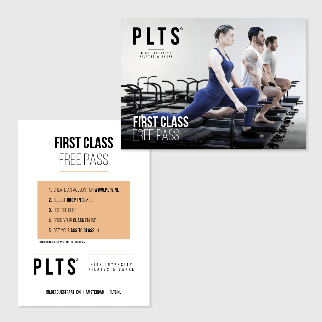 PLTS free class pass