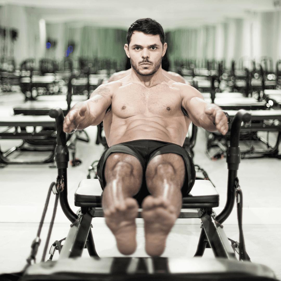 PLTS workout fotografie