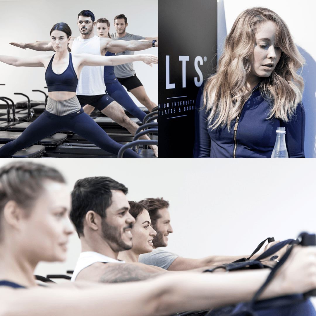 PLTS fotografie high intensity reformer pilates