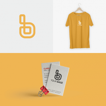 yourbase branding and design