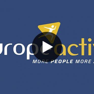 europeactive nieuw logo en rebranding fitbrand groningen