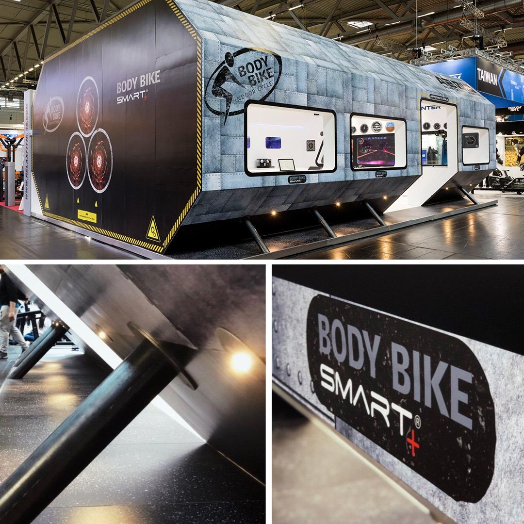bodybike stand fibo 2019