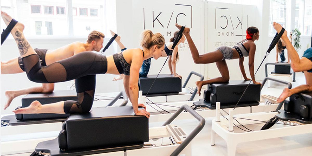 boutique studios fitness trend nederland