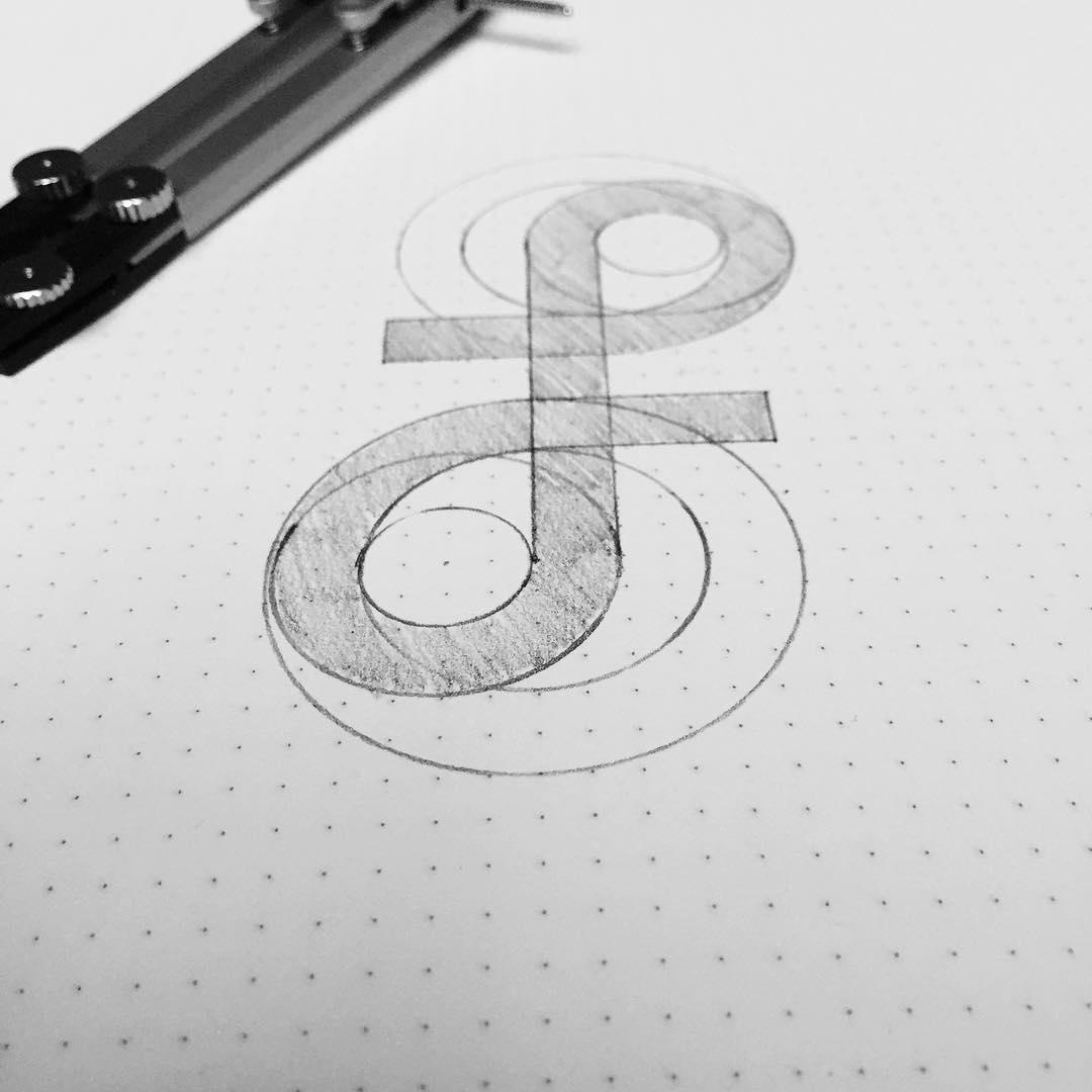 monogram ontwerper jeroen broersma