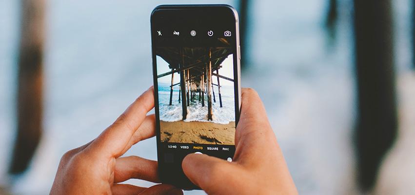 darkroom app voor fotografen