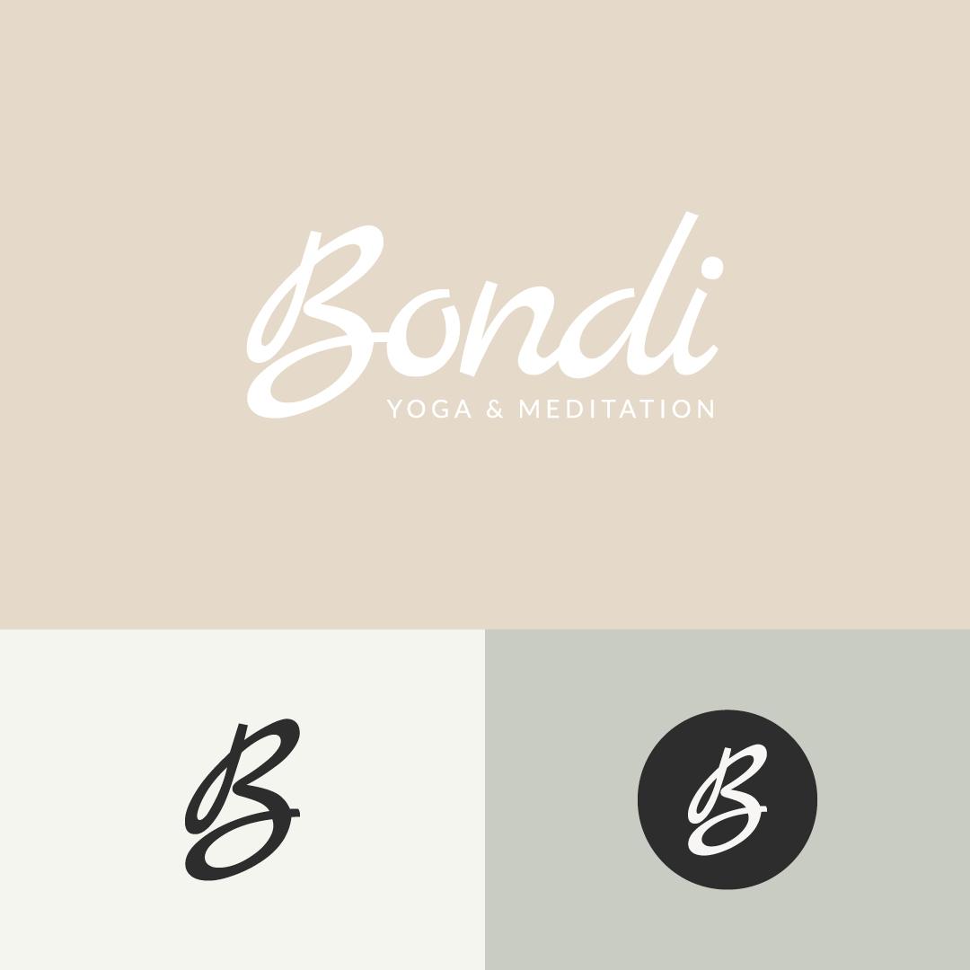 logo ontwerp studio bondi den haag door fitbrand